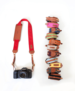 Leather camera straps DSLR CAMERA STRAPS by Fotostrap