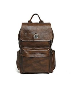 Best leather bag for women BACKPACK bag Donovan by Camera Chick